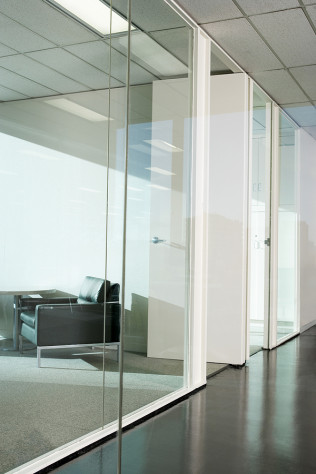 Now Featuring Heavy Glass Internal Partitions!